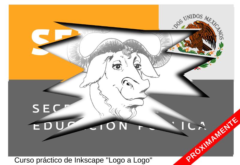 """Curso Práctico de Inkscape """"Logo a Logo"""""""