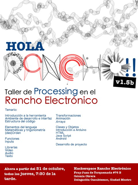 Taller de Processing